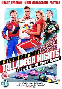Talladega Nights : The Ballad of Ricky Bobby artwork