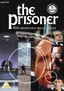 The Prisoner 40th Anniversary Special Edition artwork