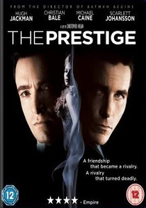 The Prestige (2006) artwork