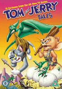 Tom and Jerry Tales artwork