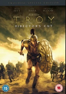 Troy: Director's Cut artwork