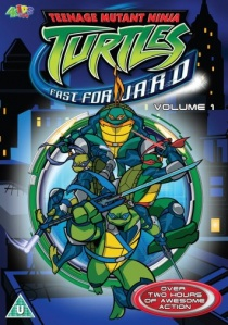 Teenage Mutant Ninja Turtles Fast Forward artwork