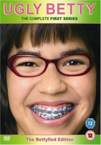 Ugly Betty Series 1 artwork