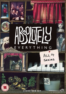 Absolutely: Everything! artwork