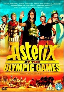 Asterix At The Olympic Games artwork