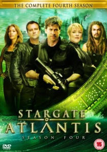Stargate: Atlantis Season 4 (2008) artwork