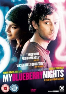 My Blueberry Nights (2008) artwork