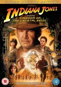 Indiana Jones And The Kingdom Of The Crystal Skull (2008) artwork