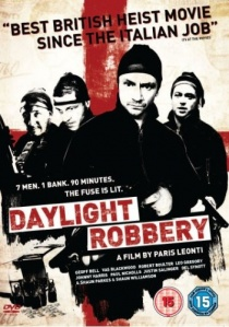 Daylight Robbery artwork