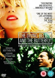 The Diving Bell and the Butterfly artwork