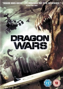 Dragon Wars (2008) artwork