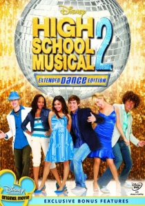 High School Musical 2: Dance Edition / Hannah Montana: One In A Million artwork