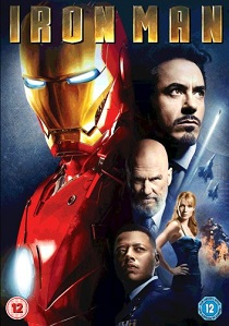Iron Man (2008) artwork