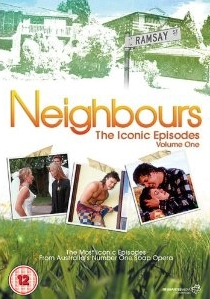 Neighbours: The Iconic Episodes Volume 1, (2008) artwork