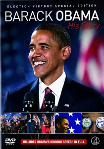 Barack Obama - His Story (2008) artwork
