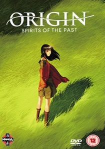 Origin: Spirits Of The Past artwork