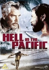 Hell In The Pacific artwork
