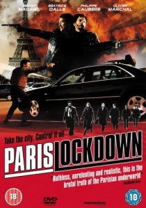 Paris Lockdown artwork
