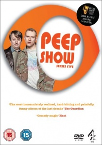 Peep Show : Series 5 (2008) artwork