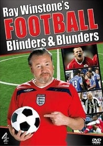 Ray Winstone's Football Blinders And Blunders artwork