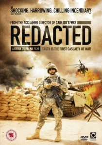 Redacted (2008) artwork