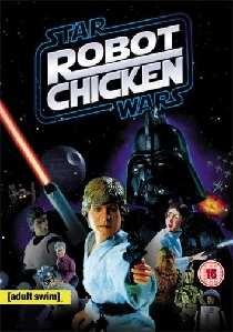 Robot Chicken Star Wars artwork