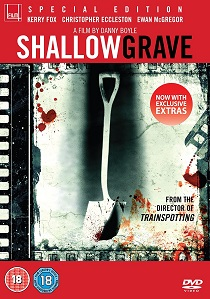 Shallow Grave: Special Edition (2008) artwork