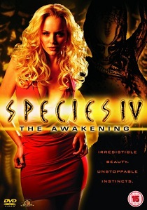 Species IV: The Awakening artwork