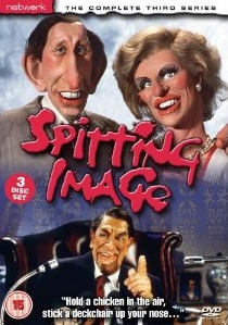 Spitting Image - The Complete Third Series artwork
