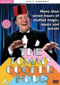 The Tommy Cooper Hour artwork