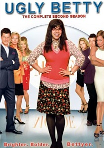 Ugly Betty: Series 2 (2008) artwork