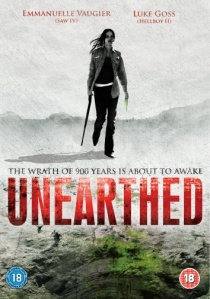 Unearthed artwork