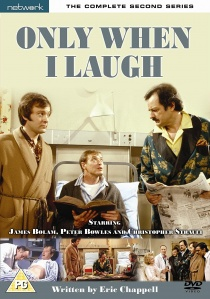 Only When I Laugh: The Complete Second Series (2008) artwork