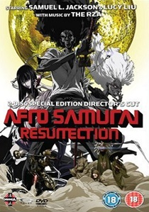 Afro Samurai: Resurrection artwork