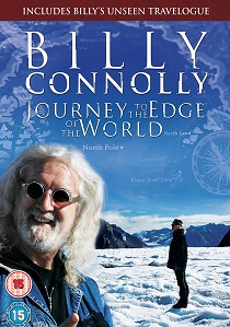Billy Connolly: Journey To The Edge Of The World (2009) artwork