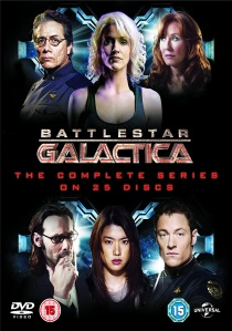 Battlestar Galactica: The Complete Series artwork