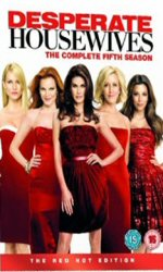 Desperate Housewives: The Complete Fifth Season artwork