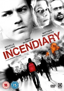 Incendiary artwork