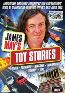 James May's Toy Stories artwork