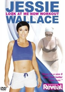 Jessie Wallace Look At Me Now artwork