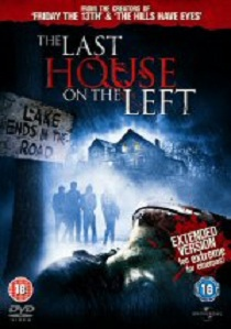 The Last House On The Left artwork
