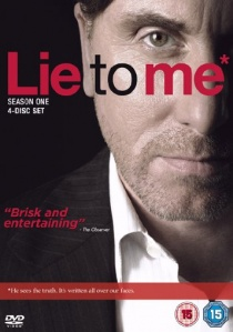 Lie to Me Season 1 artwork