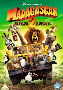 Madagascar: Escape 2 Africa artwork