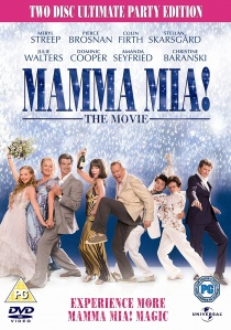 Mamma Mia! - The Movie artwork
