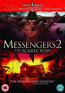 Messengers 2: The Scarecrow artwork
