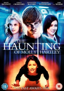 The Haunting of Molly Hartley artwork