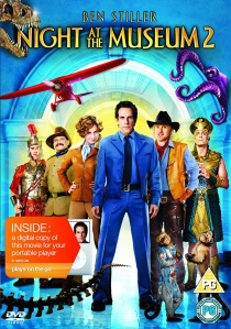 Night at the Museum 2 (2009) artwork