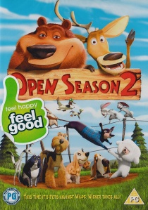 Open Season 2 artwork