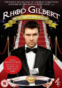 Rhod Gilbert and the Award-Winning Mince Pie artwork