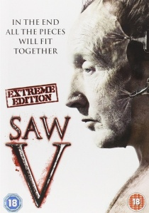 Saw V Extreme Edition artwork